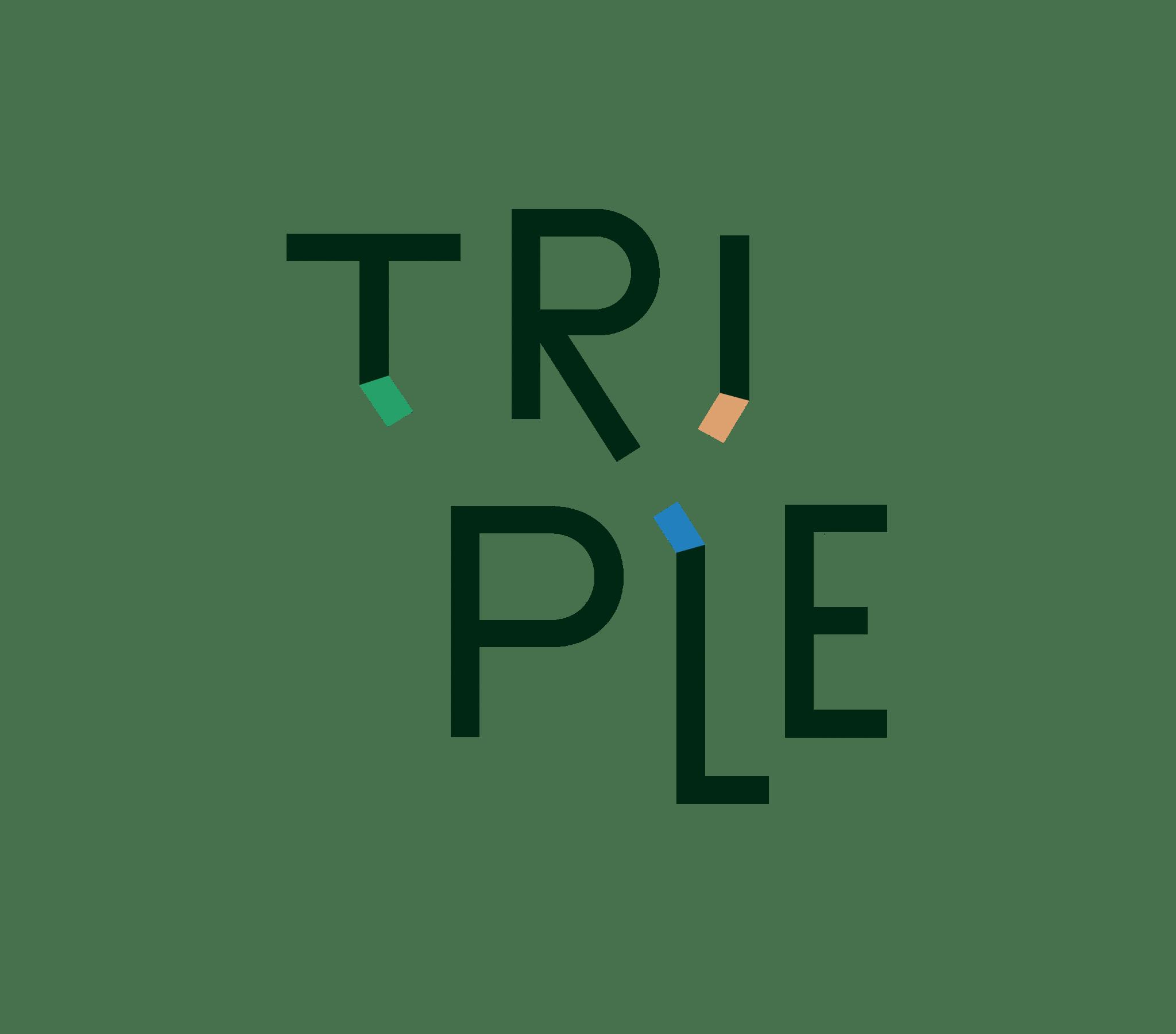 Logotipo Triple Balance
