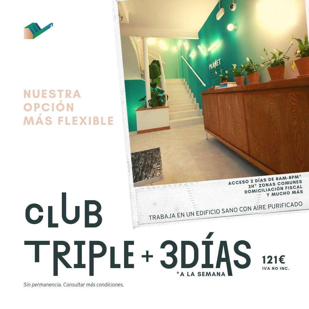Club TRIPLE +3d