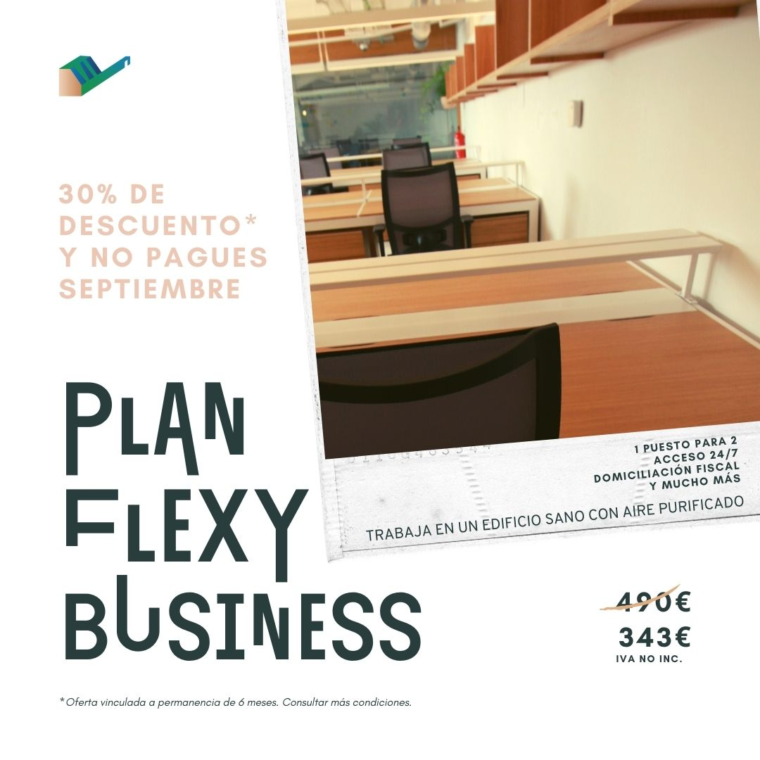 Plan Flexy Business