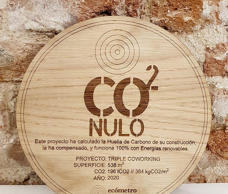 ABRE EL PRIMER EDIFICIO SANO y CO2 NULO DE COWORKING Y EVENTOS EN MADRID