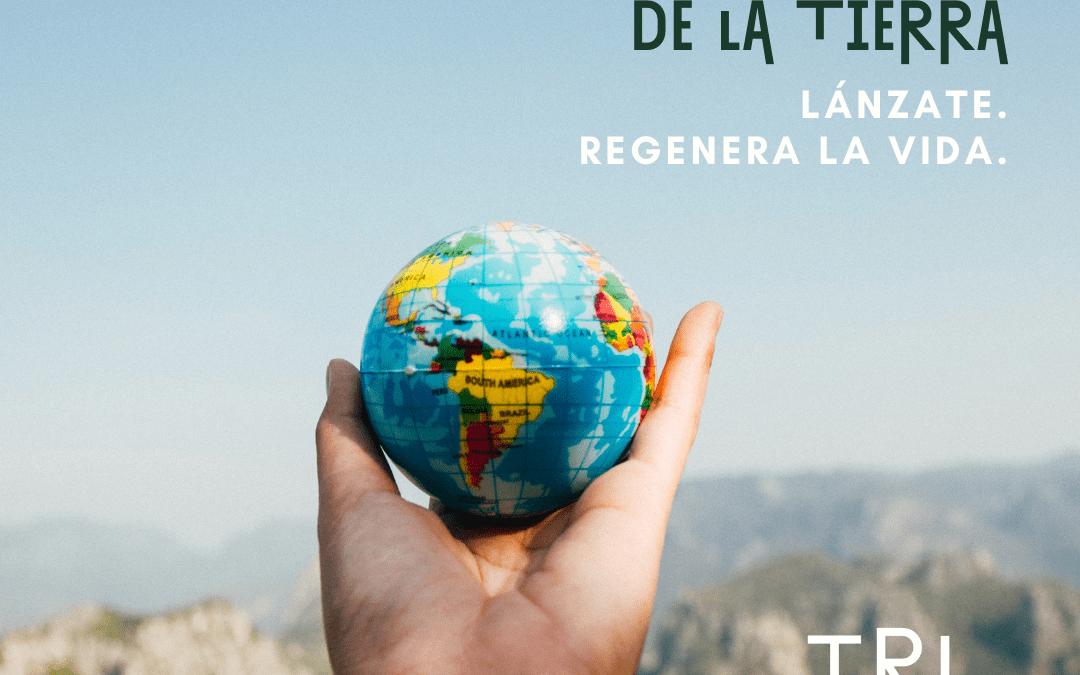Día Mundial de La Tierra: Solo si unimos fuerzas podremos revertir los efectos del cambio climático