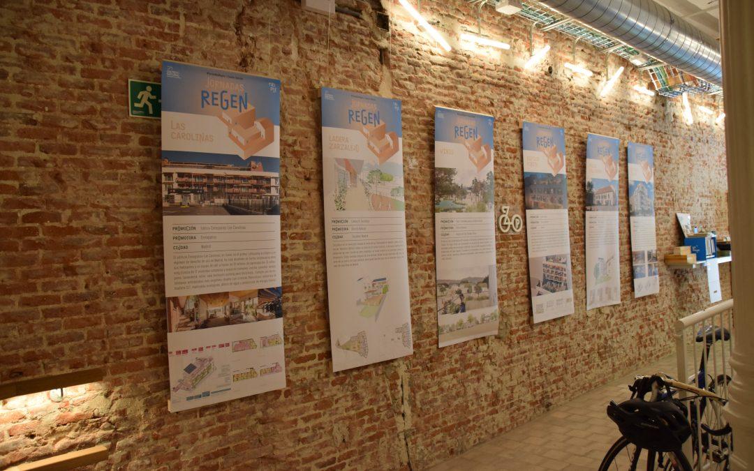 Reducir el impacto medioambiental provocado por las ciudades, el reto de las primeras Jornadas REGEN